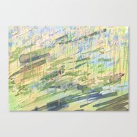 Canvas Prints featuring Swamp by Paul Kimble