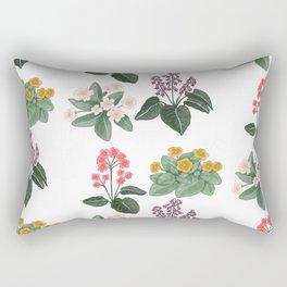 Vintage Botanicals Rectangular Pillow
