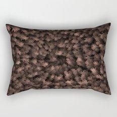 Thousand hands Rectangular Pillow