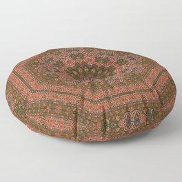 Eight Piece Persian Floor Pillow