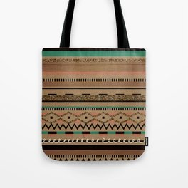 Tribal Flirt Tote Bag