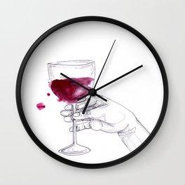 Cheers! Wall Clock