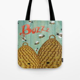 Buzzz Tote Bag