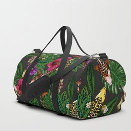 Tropical Koi Duffle Bag
