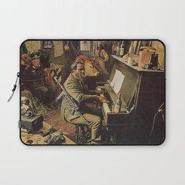 Reproduction Jazz Poster,Thelonious Monk  Underground Laptop Sleeve