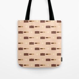 German Desserts Tote Bag