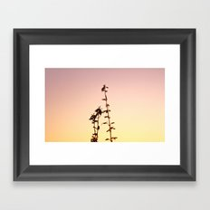 Will You... Go To Prom With Me? Framed Art Print