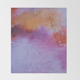 Snapshot Series #1: art through the lens of a disposable camera by Alyssa Hamilton Art Throw Blanket