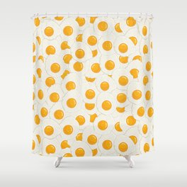 Extra eggs Shower Curtain