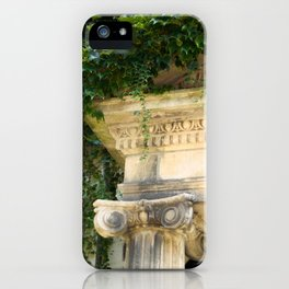 Ionic Ivy, Boston iPhone Case