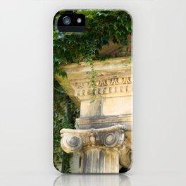 Ionic Ivy, Boston iPhone Case