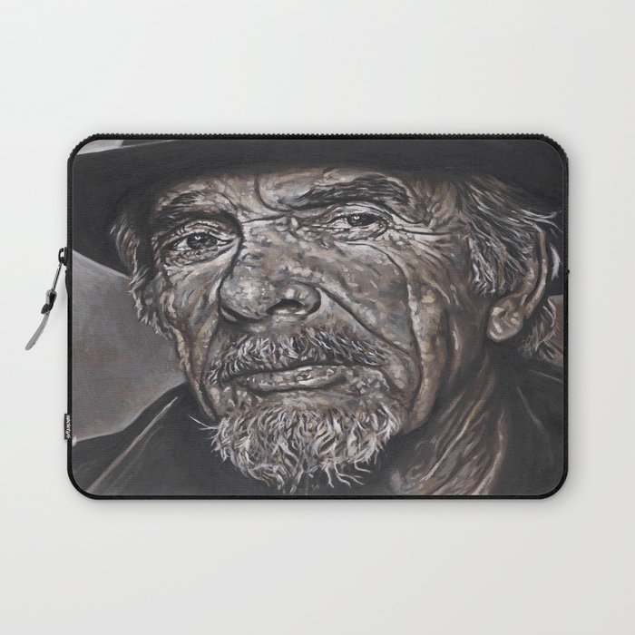 Haggard Outlaw Laptop Sleeve