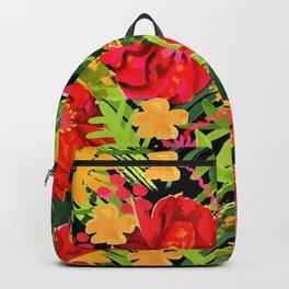Floral Frida Backpack