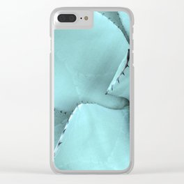 CACTUS I Clear iPhone Case