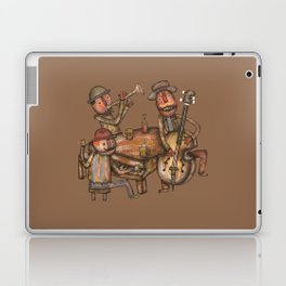 The Small Big Band Laptop & iPad Skin