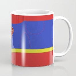 Superheroes phone | Supergirl #1 version Coffee Mug