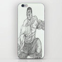 Hulk Smash. iPhone Skin