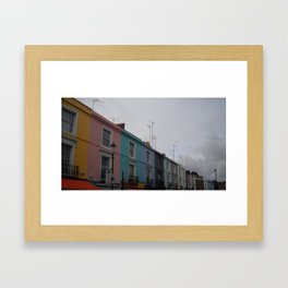 Colourful Daze Framed Art Print