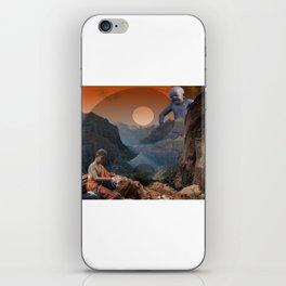 Confucius Buddhist iPhone Skin