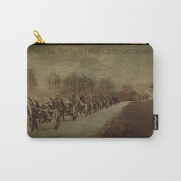 American Machine Gun Section Carry-All Pouch
