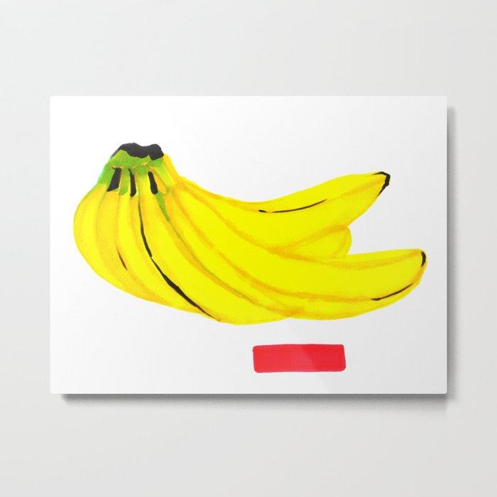 It's Bananas Metal Print