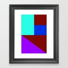 ComicCase_1 Framed Art Print