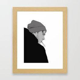 - kazpar - Framed Art Print