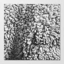 Grey Textures Canvas Print