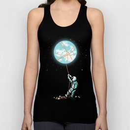 The collector Unisex Tank Top