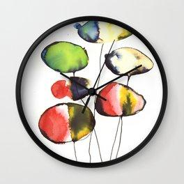 Balloms Wall Clock