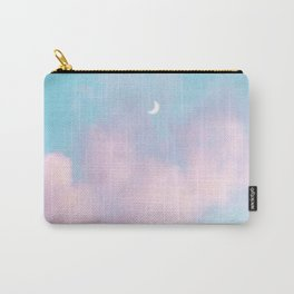 Pastel Cloud Carry-All Pouch