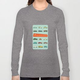 Vintage Automobiles Long Sleeve T-shirt