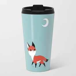 Moon Fox Travel Mug