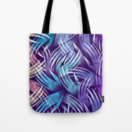 In the Icy Air of Night Tote Bag