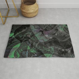 Abstract DM 04 Rug