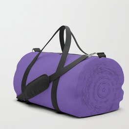 Violet Rainbow Duffle Bag