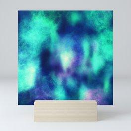 Enchanted galaxy V2 Mini Art Print