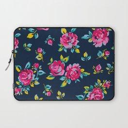 Raspberry Roses Laptop Sleeve