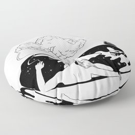 In the mood for love Floor Pillow