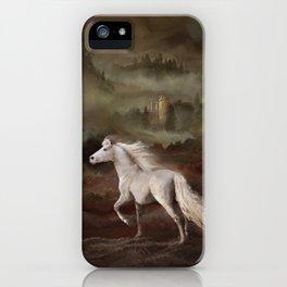 Storybook Stallion iPhone Case