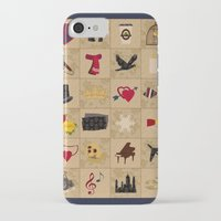 klaine iPhone & iPod Cases featuring I Still Believe in Klaine (Patchwork Love Quilt) by OldCoyote