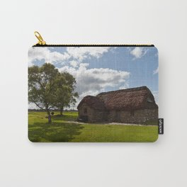 Leanach Cottage Carry-All Pouch