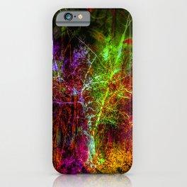 """Nature's Imprints 3"" iPhone Case"