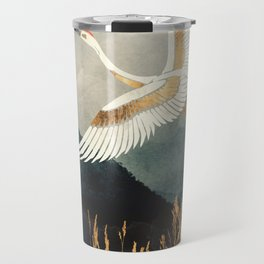 Elegant Flight Travel Mug