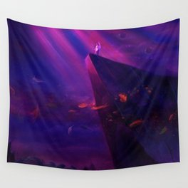 Sing With All the Voices of a Mountain Wall Tapestry
