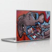 murakami Laptop & iPad Skins featuring China girl by Joseph Walrave