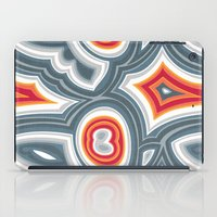 agate iPad Cases featuring Agate by Alex Morgan
