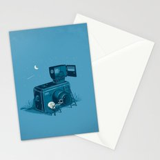 Quitting Time Stationery Cards