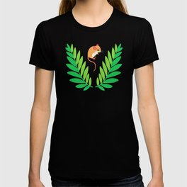 White-footed Mouse + Locust Tree T-shirt