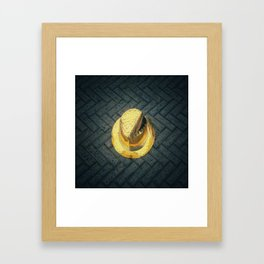 Looks Like the Party is Over 2016 Framed Art Print